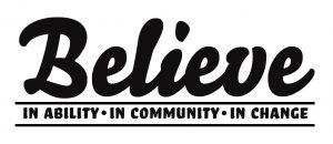 believe in ability in community in change