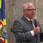 Gov. Tim Walz's Initiative To End Veteran Homelessness In Minnesota