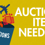 Auction Donations Welcome